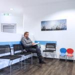 HNO Praxis Pinneberg Gemeinschaftspraxis Express-Wartezone
