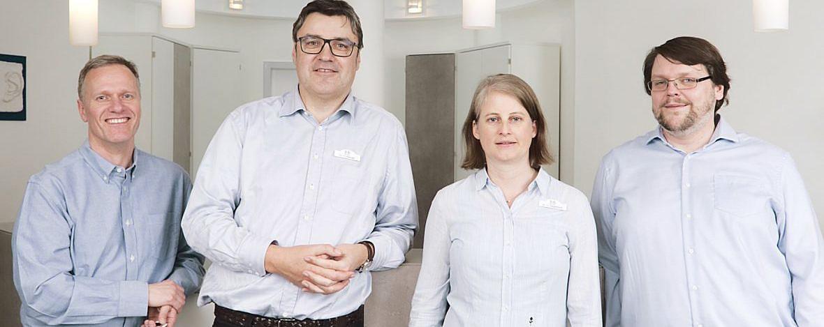 HNO Ärzte in Pinneberg – Dres. Wenzel, Bertuleit, Degenhart, Mustroph